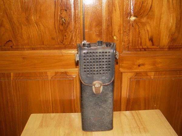 วิทยุสื่อสารโบราณ Standard SR-C830L30 ย่าน VHF 3CH