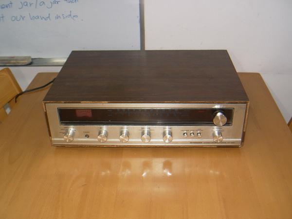 Pioneer SX-300 Receiver ใช้งานได้ปกติทุกระบบ 3
