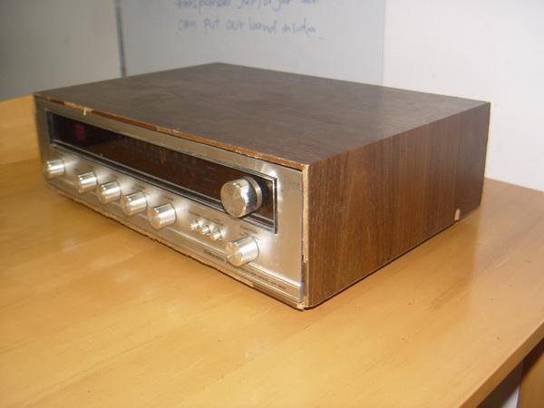 Pioneer SX-300 Receiver ใช้งานได้ปกติทุกระบบ 5