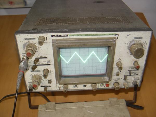 OscilloScope Leader LBO-523 35Mhz Japan