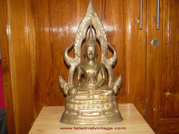 พระบุชา พระพุทธชินราช 25 ศตวรรษ หน้าตัก 5 นิ้ว