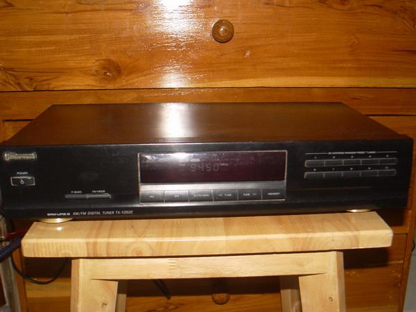 Sherwood TX-1050C Stereo Tuner
