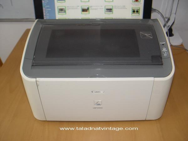 Laser Printer Cannon LBP2900 ขาว-ดำ ใช้งานได้ปกติ