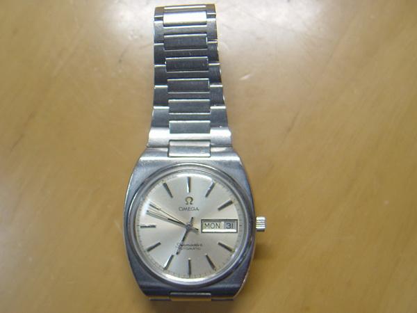 นาฬิกา OMEGA Seamaster Cal.1020 ระบบ Automatic โอเมก้า มีวัน วันที่