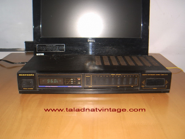 Marantz T-151 Digital Stereo FM Tuner ใช้งานได้ปกติ