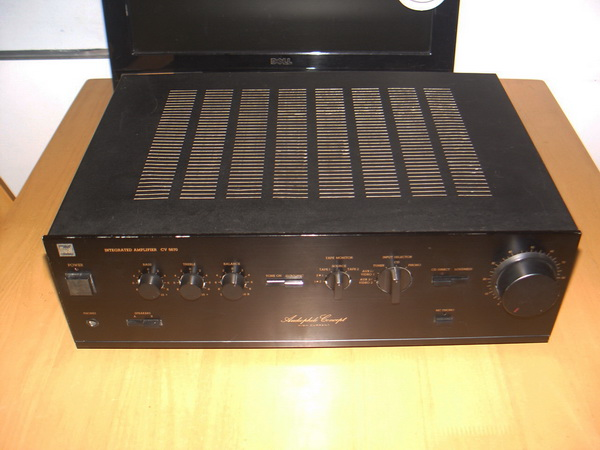 DUAL CV-5670 Vintage Integrated Stereo Amplifier W.Germany