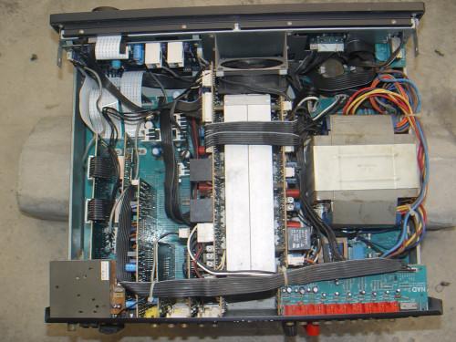 NAD T752 AV Surround Sound Receiver 2