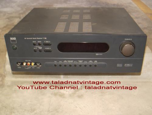 NAD T752 AV Surround Sound Receiver