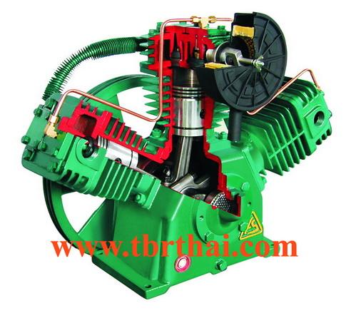 หัวปั้มลมfusheng 5 แรงม้า FUSHENG รุ่น HTA-80 (5HP two stage) High pressure