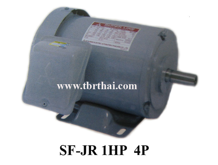 มอเตอร์ไฟฟ้า MITSUBISHI 1/2 แรงม้า รุ่น SF-JR 1/2 HP (4P)