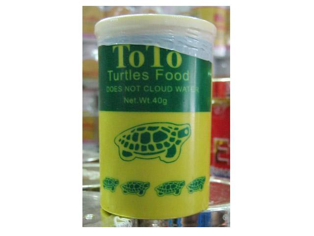 ToTo Turtles Food 40 g.