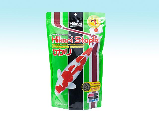Hikari Staple 500 g เม็ดกลาง