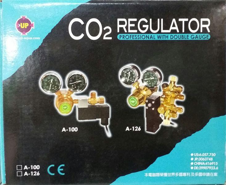 Up Aqua Regulator + Solenoid Magnetic Valve A-100