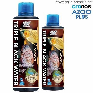 TRIPPLE BLACK WATER 500 ml