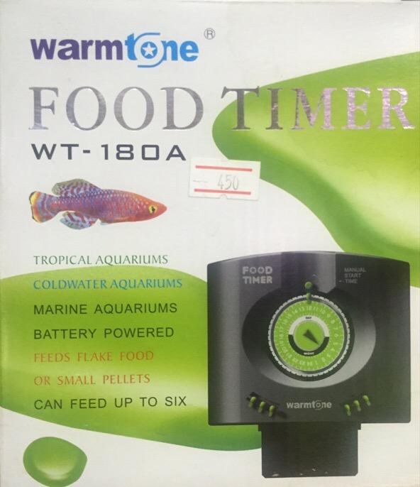 Warmtone Food Timer