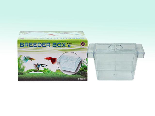 กล่องแยกปลา พลาสติกใส ขนาดเล็ก