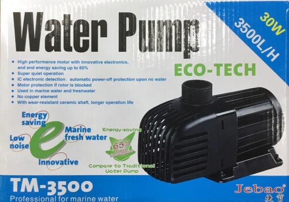 ปั้มน้ำ Jebao TM 3500 ECO Pump