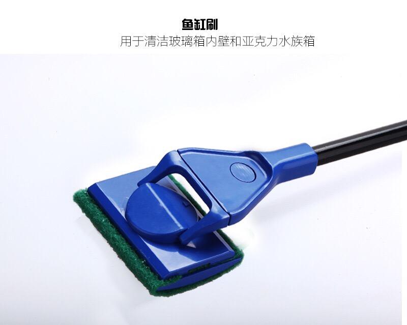 ชุดแปรงทำความสะอาดเปลี่ยนหัวได้  Aquatools 5in1 1