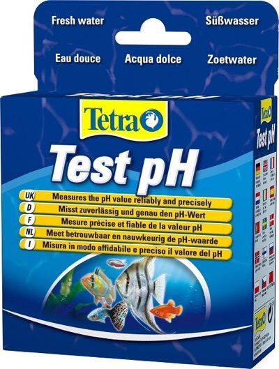 Tetratest pH (สำหรับน้ำจืด)