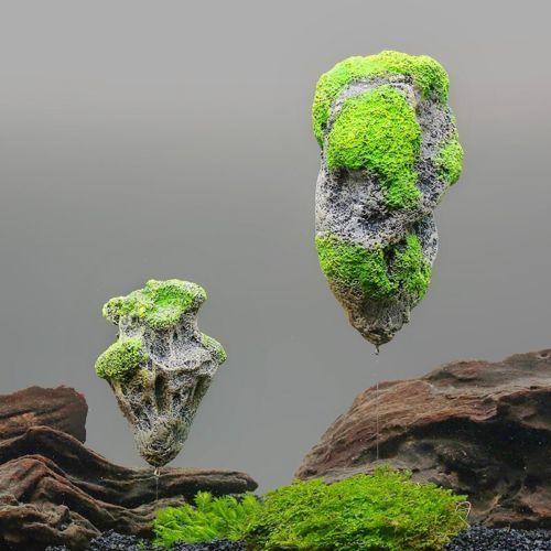 Floating Rock หินชุุด Avatar หินลอยน้ำได้ U-780(M) 2