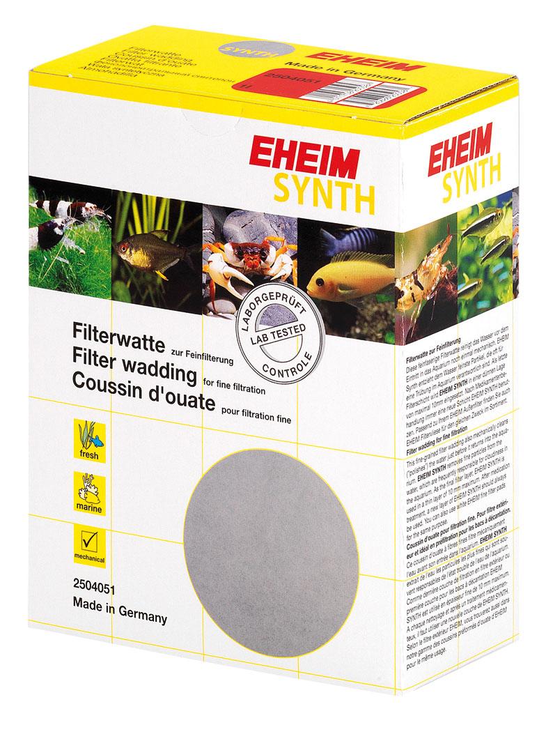 Eheim Synth แผ่นไฟเบอร์ กรองฝุ่นขนาดเล็ก กรองชั้นนสุดท้าย ใช้กับตู้กรองนอก ขนาด 1L