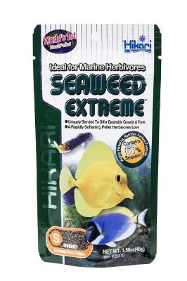 อาหารสำหรับปลาทะเล Hikari Seaweed Extreme 45 g.
