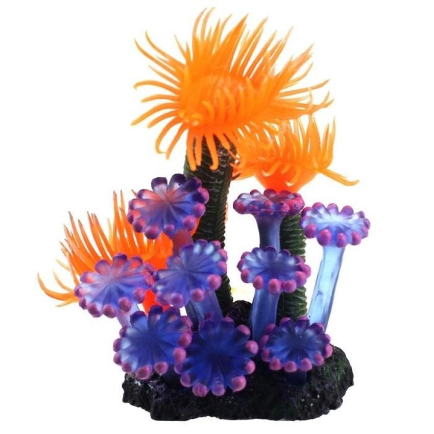 ปะการังเทียม ใช้ตกแต่งตู้ปลาสวยงาม