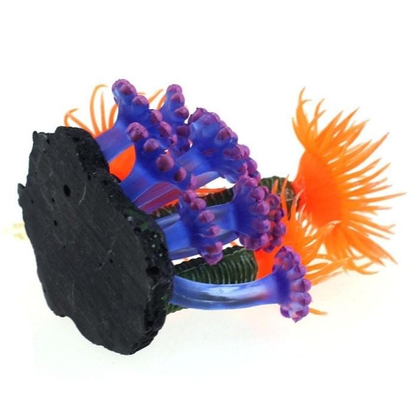 ปะการังเทียม ใช้ตกแต่งตู้ปลาสวยงาม 1