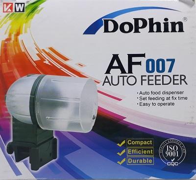 เครื่องให้อาหารปลาอัตโนมัติ Dophin AF 007
