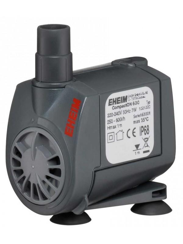 ปั้มน้ำ Eheim Compact ON 600 ปั๊มน้ำแรงดี เสียงเงียบ ปรับความแรงได้ ผลิตจากประเทศเยอรมัน รับประกัน 3