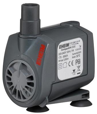 ปั้มน้ำ Eheim Compact ON 300 ปั๊มน้ำแรงดี เสียงเงียบ ปรับความแรงได้ ผลิตจากประเทศเยอรมัน รับประกัน 3