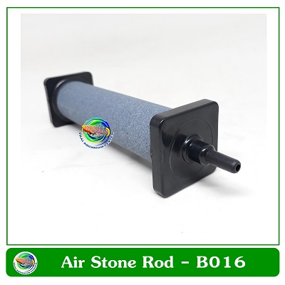 Air Stone หัวทรายละเอียดทรงกระบอก B016 ยาว 13 ซม.