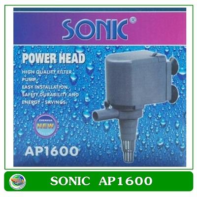 ปั้มน้ำ Sonic AP 1600