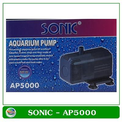 ปั้มน้ำ Sonic AP-5000
