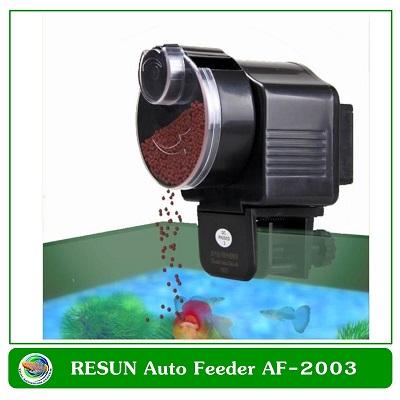เครื่องให้อาหารปลาอัตโนมัติ Resun AF-2003