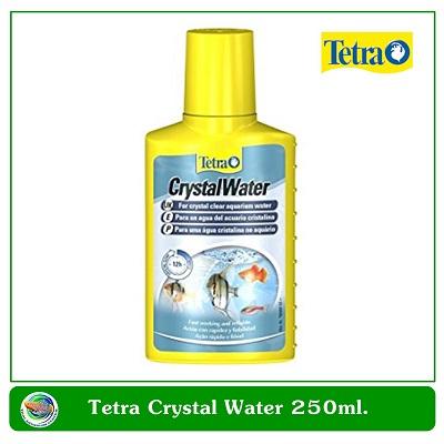 Tetra Crystal Water 250 ml.