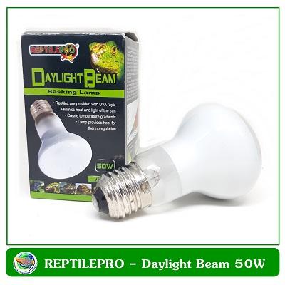 REPTILEPRO DAYLIGHT BEAM BASKING LAMP 50W