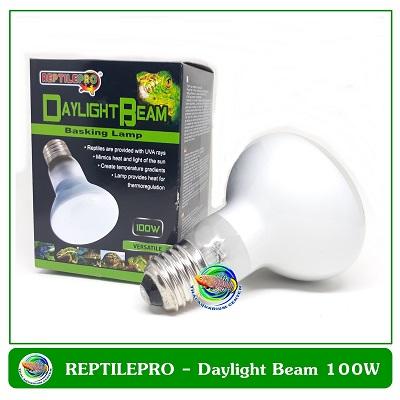 REPTILEPRO DAYLIGHT BEAM BASKING LAMP 100W