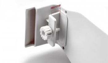 Top-Aqua Cooling Fan V-CF-003-8 พัดลมช่วยทำความเย็น สีขาว 3
