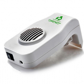 Top-Aqua Cooling Fan V-CF-003-8 พัดลมช่วยทำความเย็น สีขาว 1