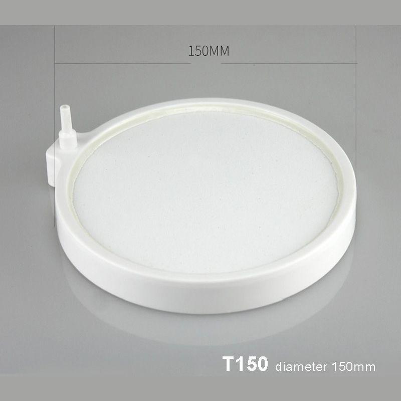 Nano Air Stone HT150 หัวทรายจาน สีขาว ฟองอากาศขนาดเล็ก ขนาด 15 ซม. 1