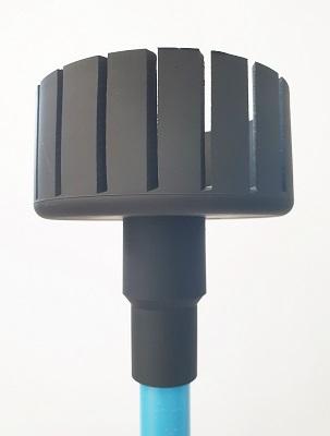 ชุดพร้อมใช้ สกิมเมอร์ สะดือบ่อเทียม ขนาด 5 นิ้ว ท่อ 6 หุน และปั๊มน้ำ Sonic AP-2500 อุปกรณ์ครบชุด 2