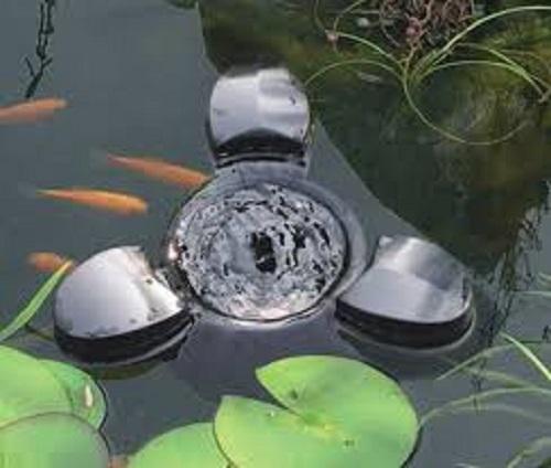 JEBAO POND SKIMMER SK 40 สกิมเมอร์ มีปั๊มในตัวพร้อมใช้งาน 3000 L/H สกิมเมอร์บ่อปลาคาร์ฟ 8