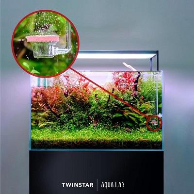 TWINSTAR DIFFUSER O2 Diffuser Size M ตัวกระจายอ๊อกซิเจน รุ่นใหม่ล่าสุด ปี 2020 4