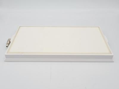 หัวทรายสีขาว ขนาด 16.5 x 31.5 ซม. ทรงสี่เหลี่ยมผืนผ้า Air Stone Plate 2