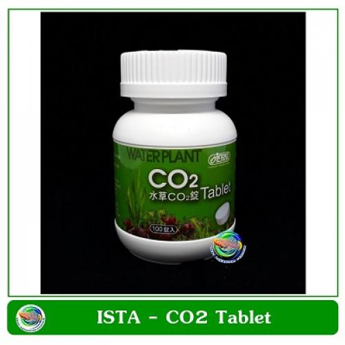 Ista Co2 Tablet คาร์บอนไดออกไซด์ คาร์บอนเม็ด สำหรับตู้เลี้ยงไม้น้ำ