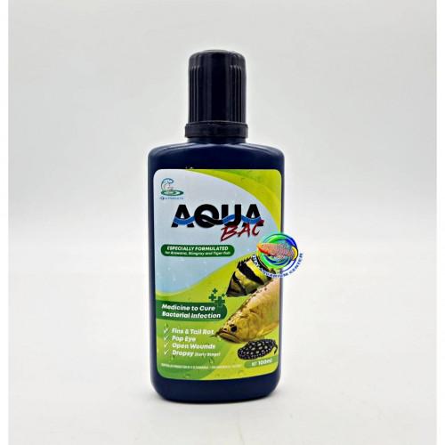 AQUA BAC 100ml - เวชภัณฑ์สำหรับบรรเทาอาการติดชื้อแบคทีเรีย