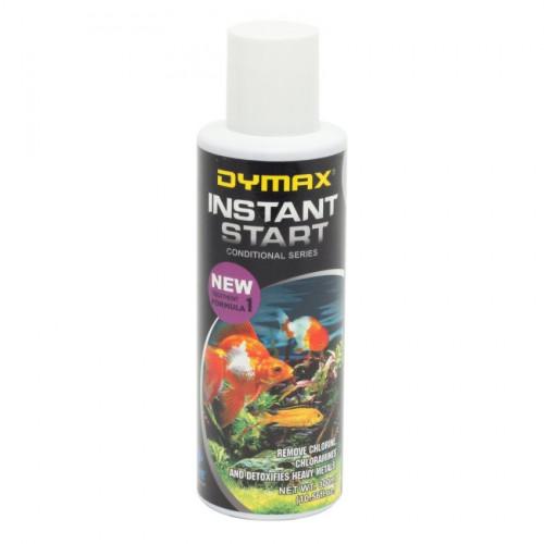 Dymax Instant Start ผลิตภัณฑ์ปรับสภาพน้ำ กำจัดคลอรีน ขนาด 300 ml.