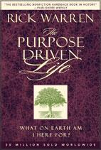 THE PURPOSE DRIVEN LIFE (QR)