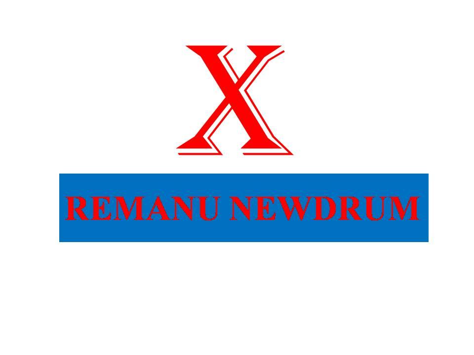 XEROX  TONER REMENU NEWDRUM